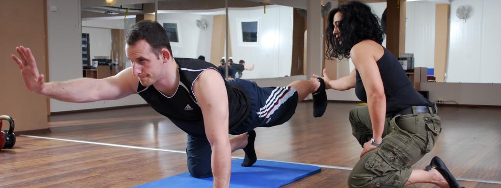 Személyre szabott mozgás- és tartásjavítás